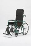 Кресла инвалидные механические со складной спинкой
