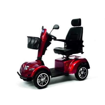 Электрическая инвалидная кресло-коляска (скутер)