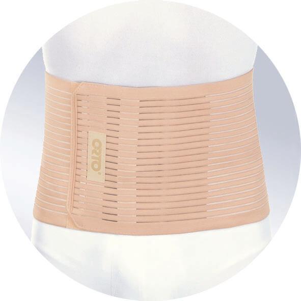 Бандаж послеоперационный на брюшную стенку БП 113 AirPlus (мужской, ширина 200 мм)