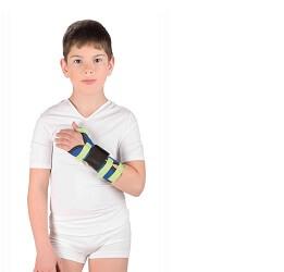 Бандаж на лучезапястный сустав с фиксацией первого пальца