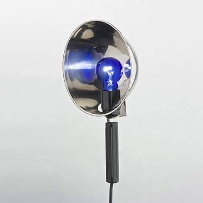 Синяя лампа рефлектор минина купить в спб