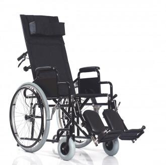 Кресло-коляска для инвалидов серии BASE модель 155