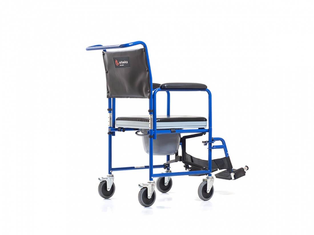 Многофункциональный складной стул с санитарным оснащением TU 34