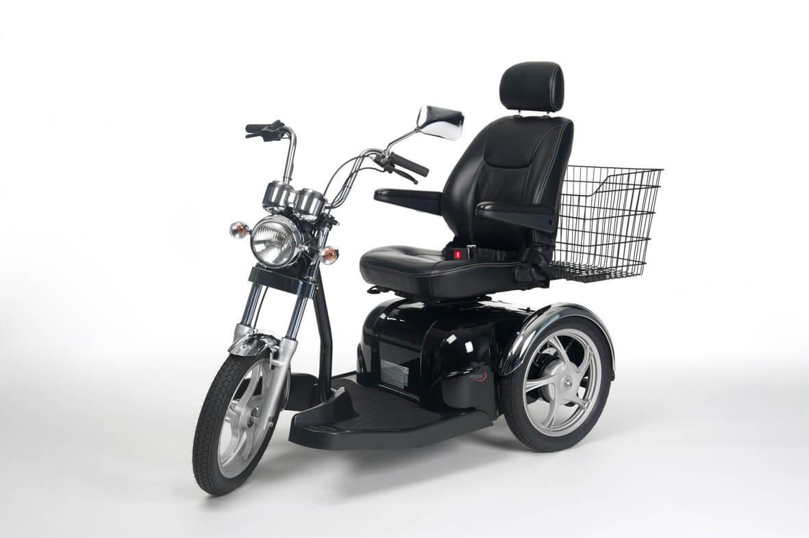 Электрическая инвалидная кресло-коляска (скутер) Vermeiren Sportrider