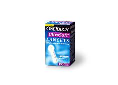 Ланцеты OneTouch UltraSoft