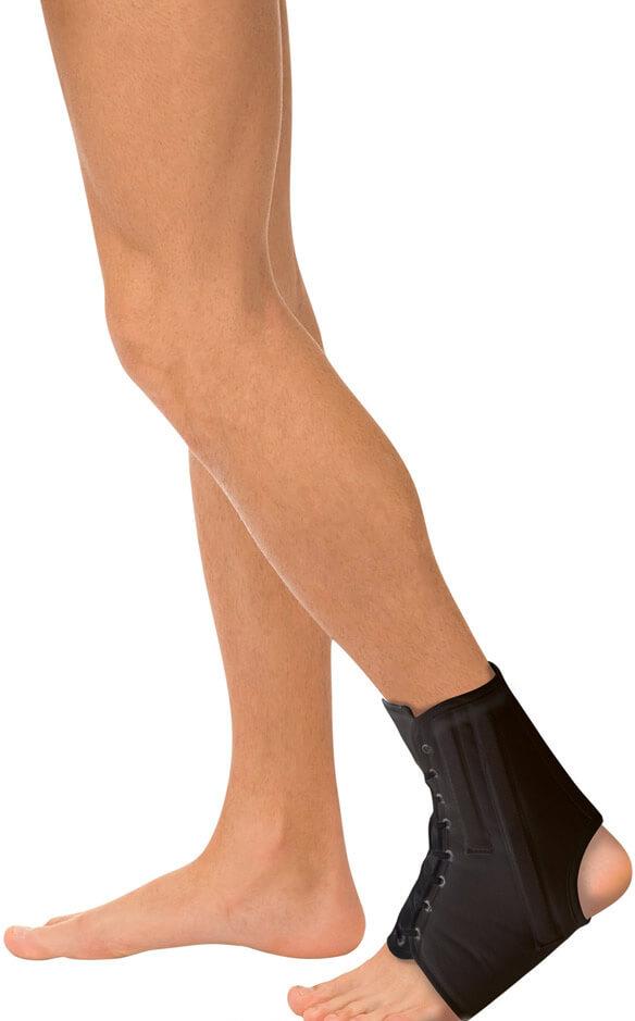 Бандаж на голеностопный сустав с анатомическими шинами Т-8608