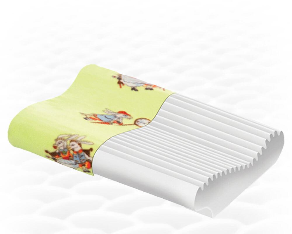 Ортопедическая подушка для детей от 3 лет