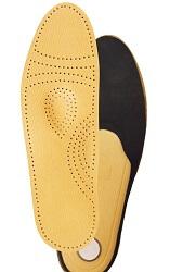 Стельки ортопедические для закрытой обуви СТ-105К