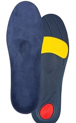 Стельки ортопедические для закрытой спортивной обуви, СТ-118