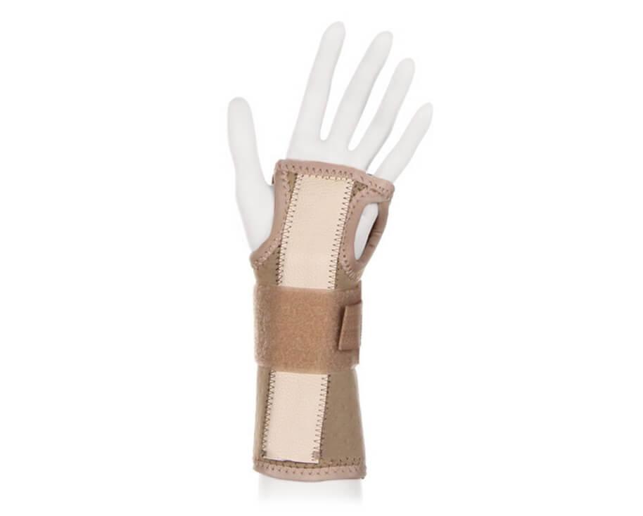 Бандаж на лучезапястный сустав без фиксации большого пальца WS - LT