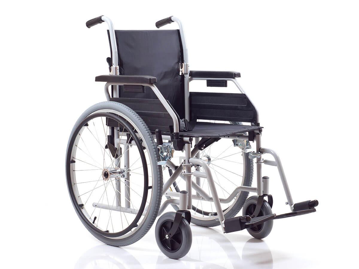 Кресло-коляска для инвалидов серии BASE модель 180