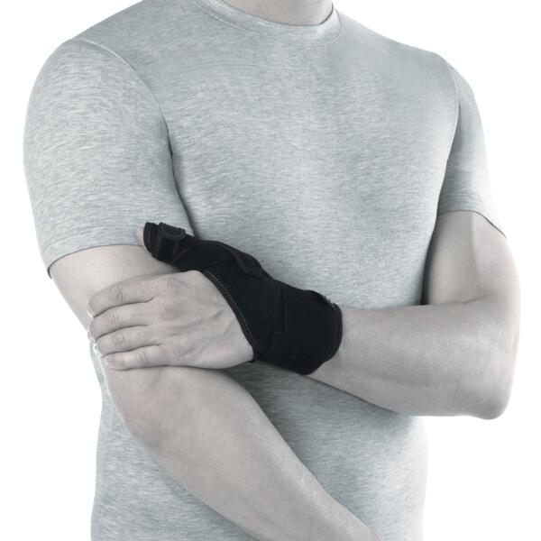 Бандаж на лучезапястный сустав (шина на I палец)