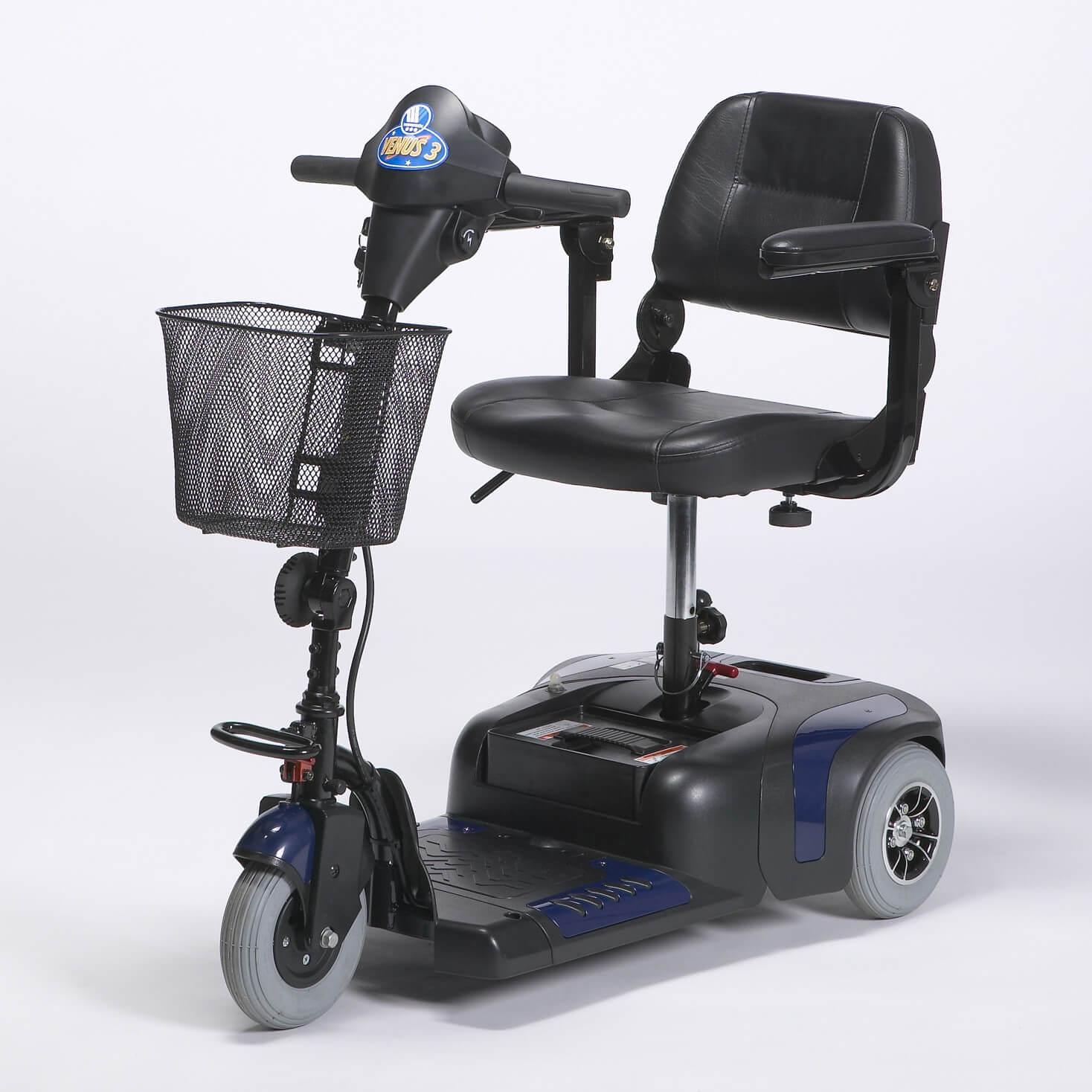Электрическая инвалидная кресло-коляска (скутер) Vermeiren Venus 3