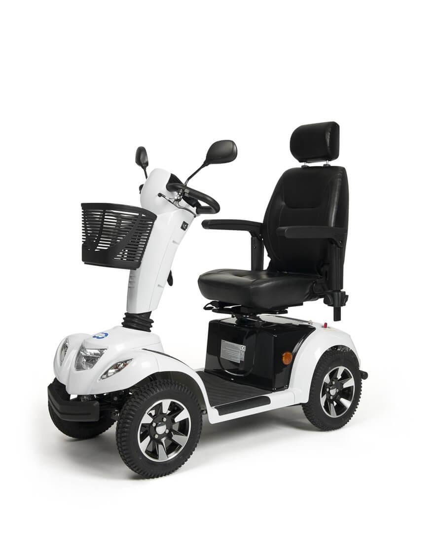 Электрическая инвалидная кресло-коляска (скутер) Vermeiren Carpo 4