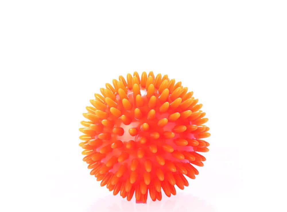 Мяч игольчатый (диаметр 8 см)