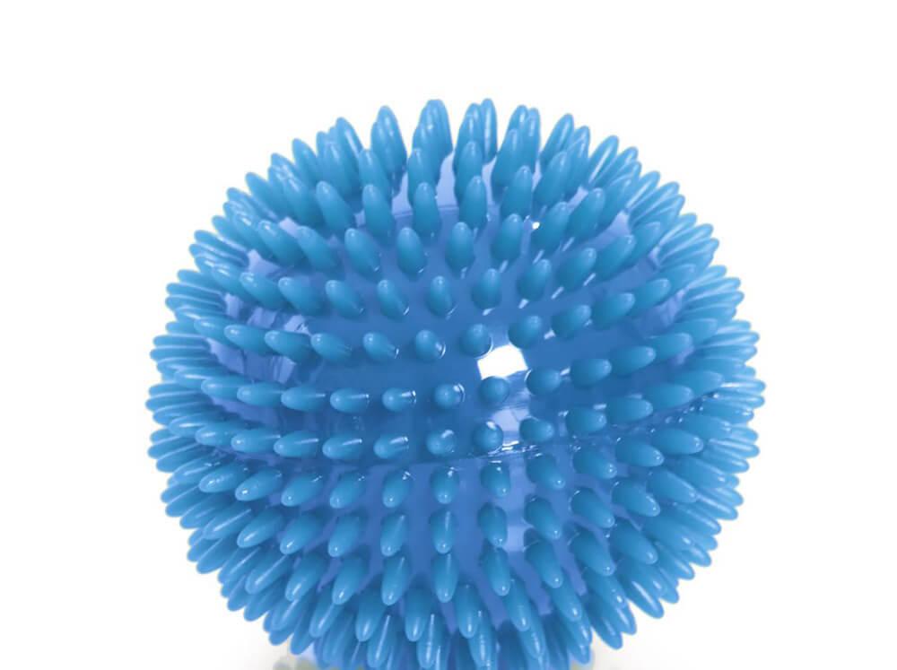 Мяч игольчатый (диаметр 9 см)
